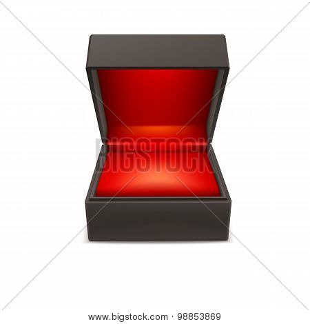 Product gift jewelry box.