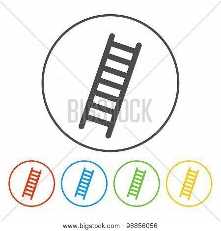 Ladder Icon - Vector