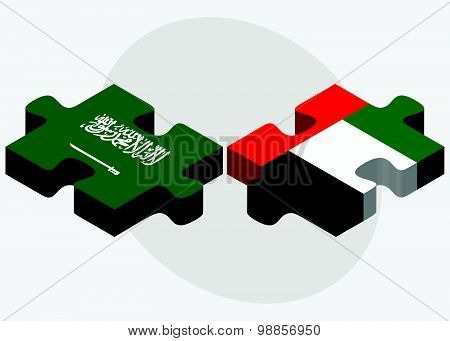 United Arab Emirates And Saudi Arabia