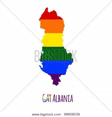 Albaniamap