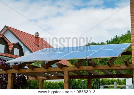 Green Power - Solar Panels