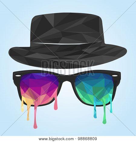 Glass Polygon, Hat Polygon