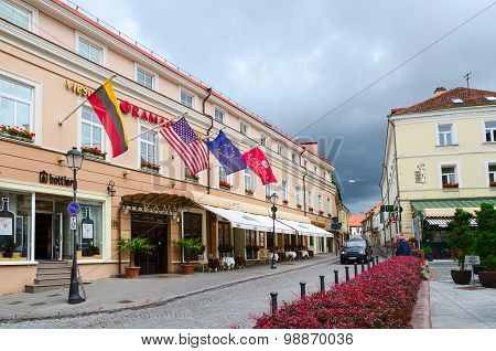Ramada Hotel And Suites Vilnius 5*, Vilnius, Lithuania