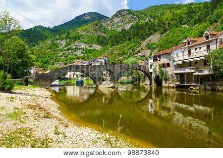 Rijeka Crnojevica Bridge