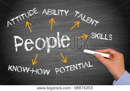 People - Business Concept