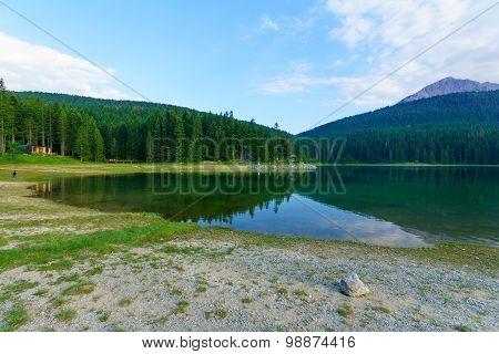 The Black Lake, Durmitor