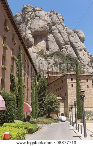 Architecture Of Montserrat
