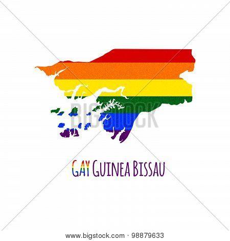 Guinea Bissaumap