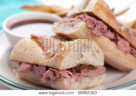 Beef Dip Or French Dip