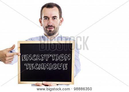 Encryption Technique