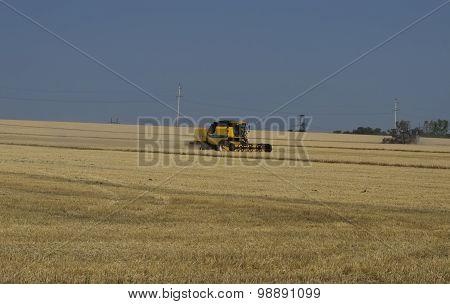 Cars Work, A Harvesting Season