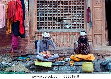 Sadhu, Nepal