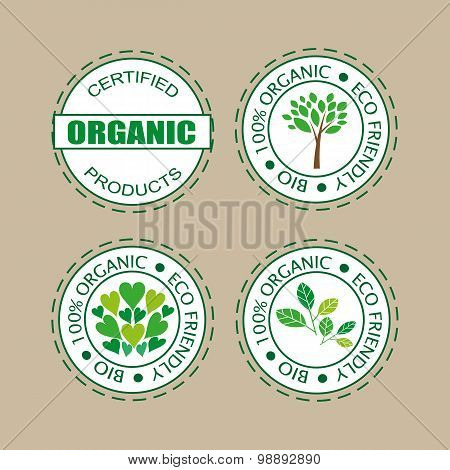 Labels For Organic Products