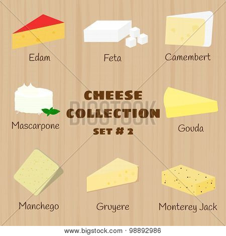 Cheese Collection.
