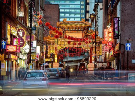 China Town Manchester