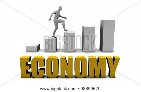 Improve Your Economy  or Business Process as Concept