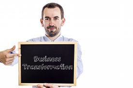 image of transformation  - Business Transformation  - JPG