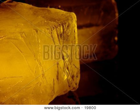 Yellow Icewall