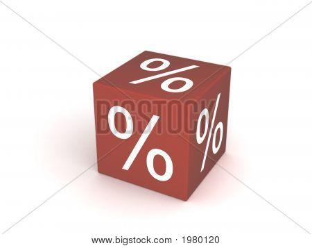 Percent Cube