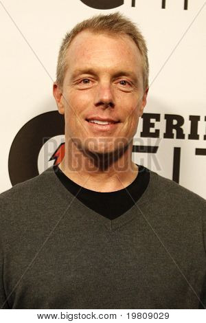 LOS ANGELES - APR 12:  Gunnar Peterson arriving at the