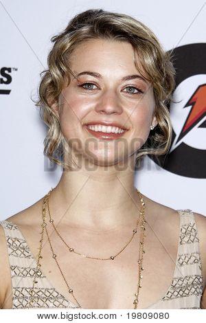 LOS ANGELES - APR 12:  Lauren Froderman arriving at the