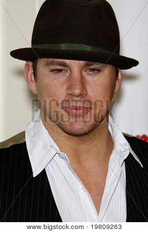 "LOS ANGELES - APR 13:  Channing Tatum arriving at the Kimberly Snyder Book Party For ""The Beauty Detox Solution"" at London Hotel on April 13, 2011 in West Hollywood, CA"