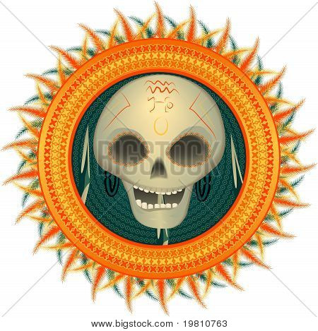 Skull Of The Savage