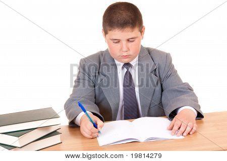 Children Who Do Homework