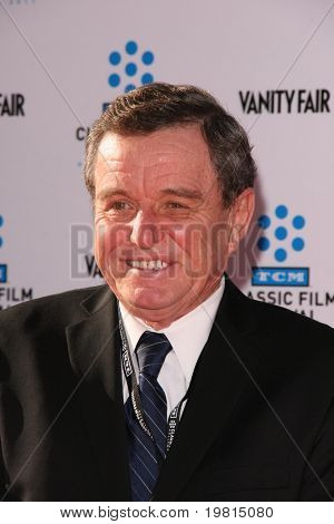 LOS ANGELES - 27 de abr: Jerry Mathers chegando ao TCM Classic Film Festival & World Premiere de