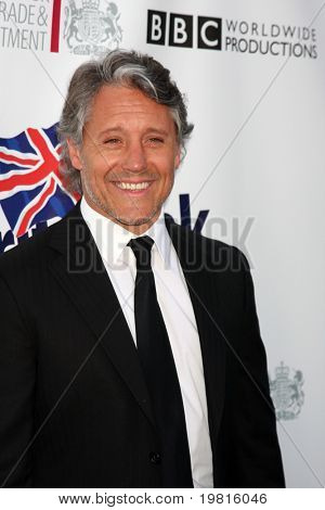 LOS ANGELES - APR 26:  Max Ryan arriving at the 5th Annual BritWeek Launch Party at British Consul General's residence on April 26, 2011 in Los Angeles, CA..