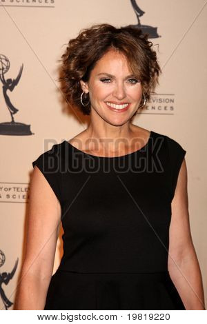 LOS ANGELES - MAY 5:  Amy Brenneman arriving at the 4th Annual Television Academy Honors  at Beverly Hills Hotel on May 5, 2011 in Beverly Hills, CA