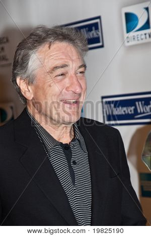 NEW YORK - APRIL 22: Tribeca Film Festival Co-Founder Robert De Niro attends the premiere of 'Whatever Works' during the 2009 Tribeca Film Festival at Ziegfeld on April 22,2009 in New York.