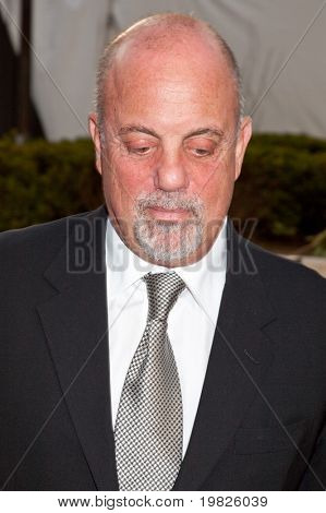 NEW YORK - SEPTEMBER 21: Deborah Dampiere and Billy Joel attends the Metropolitan Opera 2009-10 season opening on September 21, 2009 in New York City.