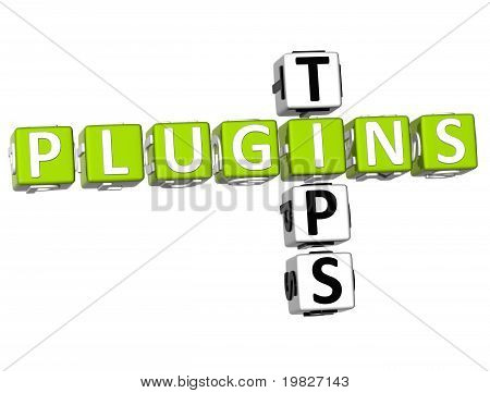 Plugin Tips Crossword