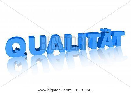 Qualitaet 3D