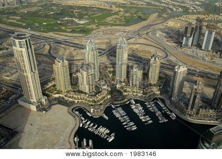 Dubai Marina & Waterfront Developments