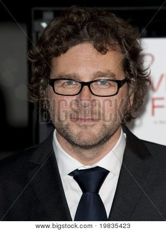 HOLLYWOOD, CA. - NOVEMBER 3: Director Kirk Jones attends the AFI Fest premier of Everybody's Fine at The Grauman's Chinese Theater on November 3, 2009 in Hollywood.