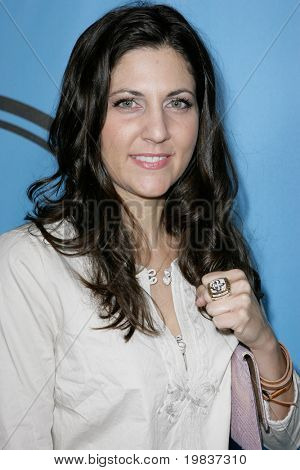 HOLLYWOOD, CA. - JULY 13: Executive Vice President of the New Orleans Saints Rita Benson LeBlanc attends Fat Tuesday at The ESPYs on July 13th, 2010 in Hollywood, Ca.