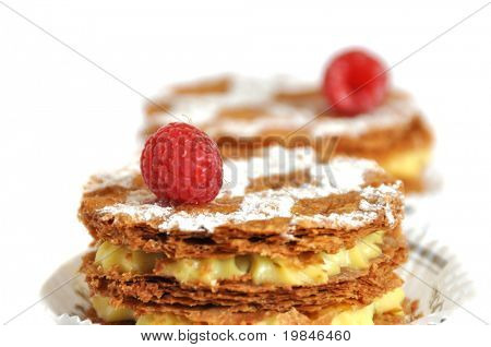 A millefeuille
