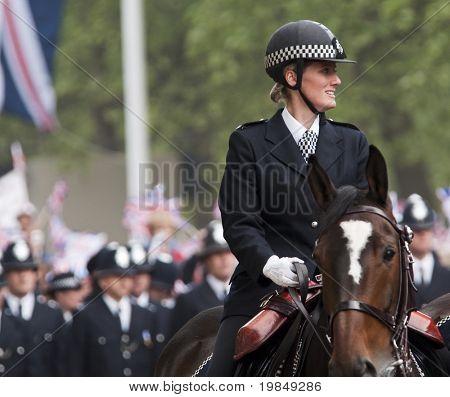 LONDON, UK - APRIL 29: Prince William and Kate Middleton wedding, April 29, 2011 in London, United Kingdom