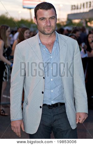TEMPE, AZ - APRIL 27: Star Liev Schreiber appears at the premiere of X-Men Origins: Wolverine on April 27, 2009 in Tempe, AZ.