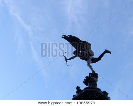 Eros em piccadilly, Londres