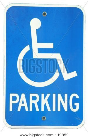 Handicaped Parking