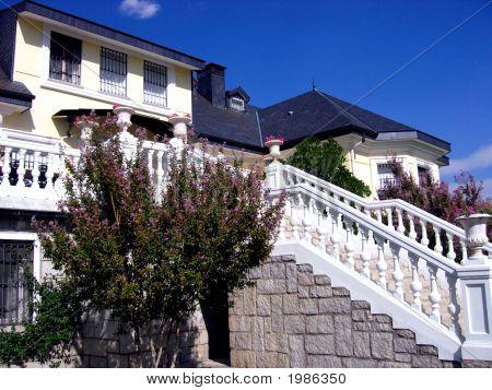 Huge Executive Mansion