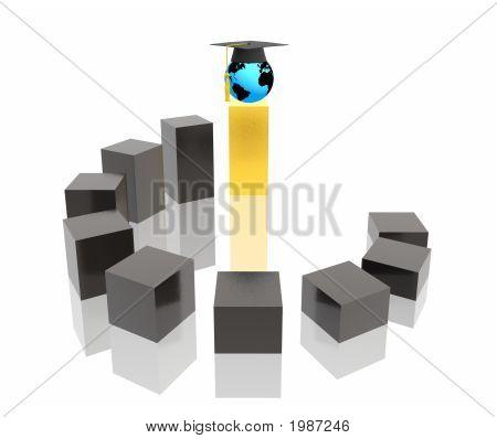 Education Stairway