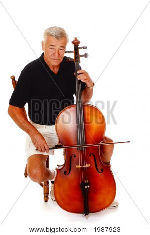 Senior Cello Player
