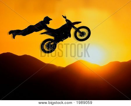 Extreme Motocross Rider