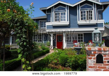 House On The Pacific Coast