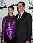 NEW YORK - DECEMBER 06:  Jessica Seinfeld and Jerry Seinfeld   attend the 20th Anniversary Celebrati