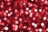 pic of reveillon  - Red lights - JPG